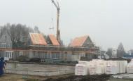 De bouw vordert gestaag - Westrik